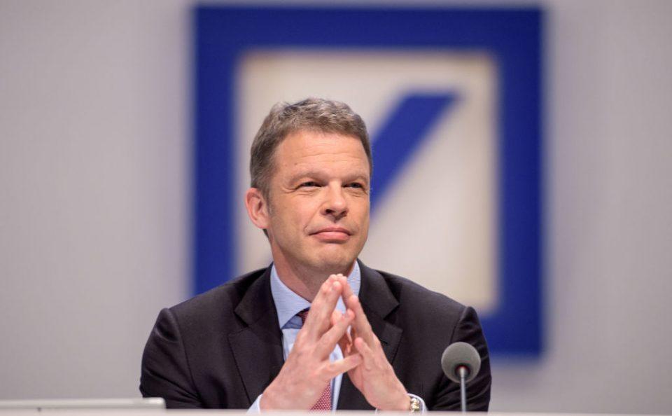 Deutsche Bank Holds General Shareholders' Meeting