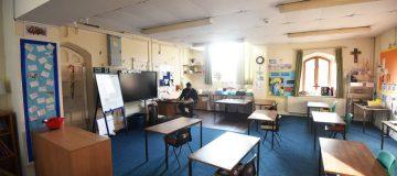 England's Schools Prepare For Pupils Return From Coronavirus Lockdown