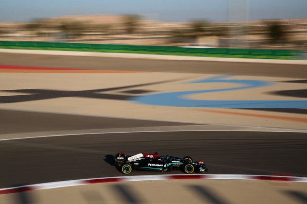 Lewis Hamilton is due to begin his seventh F1 world championship defence at this weekend's 2021 season opener in Bahrain