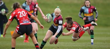 Women's rugby is set for a boost via a new international competition, WXV, due to launch in 2023