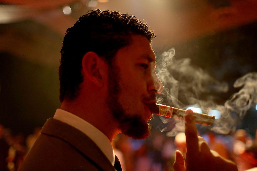 Up in smoke: A beginner's guide to cigar-smoking - CityAM