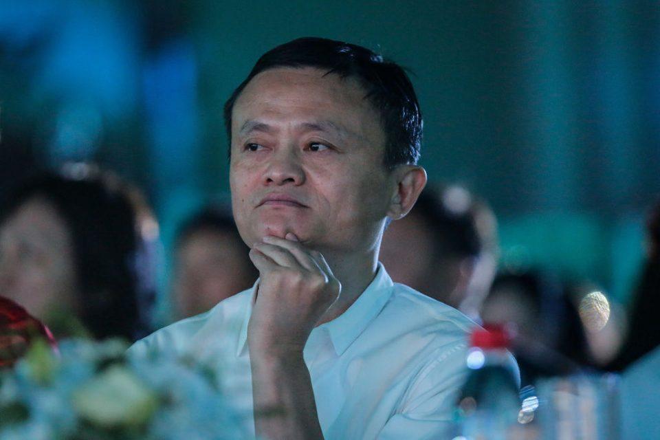 Jack Ma Awards Rural Schoolmasters In Western China