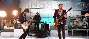 Kings Of Leon On AT