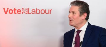 Labour Leadership Launches Cross UK Campaign For May Elections