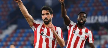 Every player at Athletic Bilbao was born or raised in the Basque Country, including forward Inaki Williams