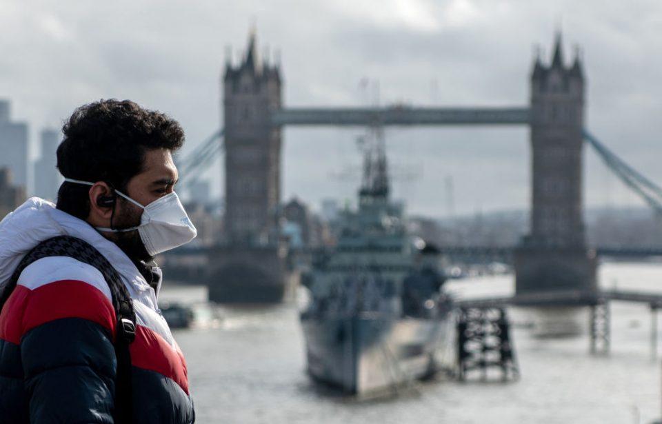 London Feels The Effects Of Coronavirus Outbreak