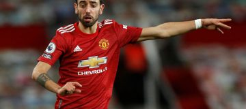 Manchester United's Bruno Fernandes is one of the players affected in the coming international break
