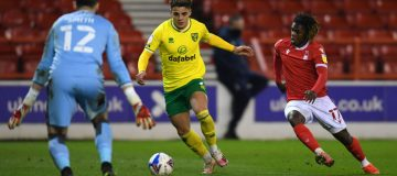 Championship clubs, which include Norwich City and Nottingham Forest (above), have taken out a loan with Met Life