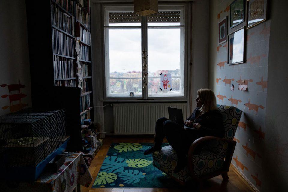 Press Freedom: The Female Voice Running Hungary's Telex News Site