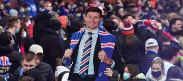 Steven Gerrard has led Rangers to their first Scottish Premiership title in a decade, denying Old Firm rivals Celtic a record 10th consecutive crown in the process