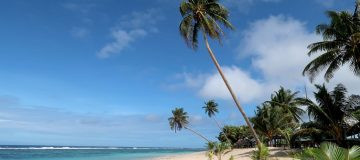 Scenes Of Samoa As NZ Goverment Announces Aid Package To Boost Tourism
