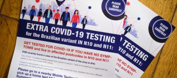 Test and Trace trials 'groundbreaking' new technology to detect Covid mutations