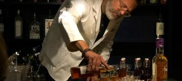 Ben Leask of the London Vermouth Company