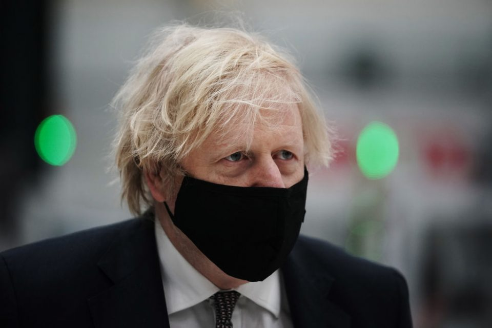 Boris Johnson Touts Defence Policy Vision In Visit To Lancashire