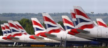 British Airways (BA) fell to a £3.9bn operating loss in 2020, owner IAG revealed today, more than half of the airlines group's total loss for the year.