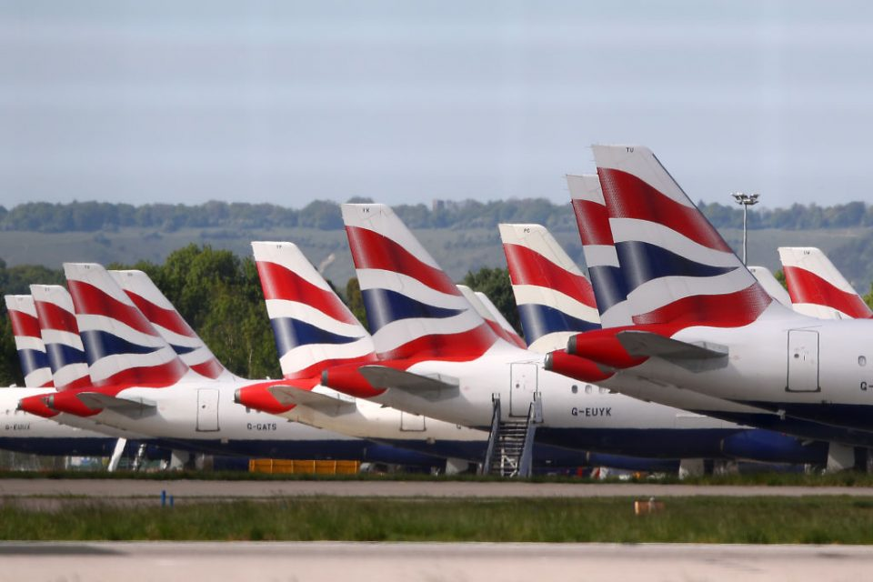 British Airways owner IAG has today announced it will raise €1bn (£850m) through a bond sale to shore up its battered finances.