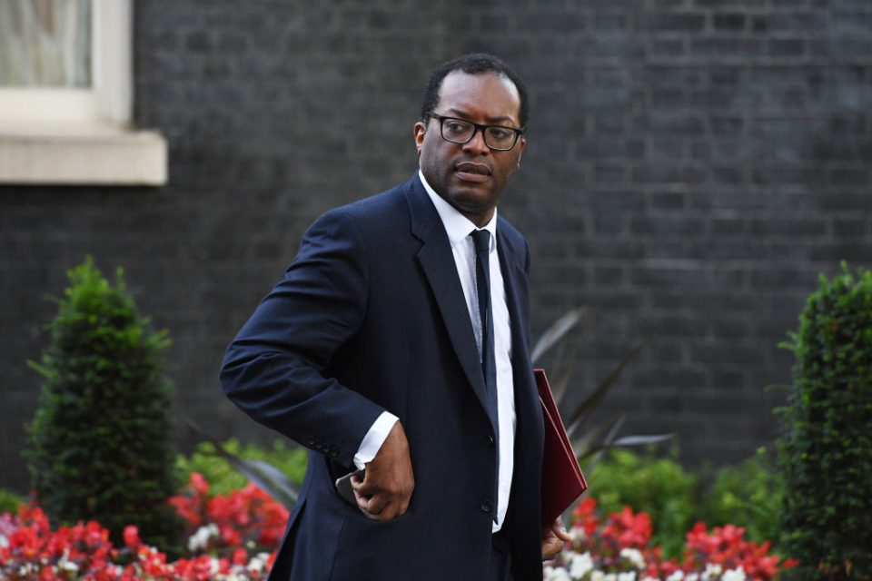 """Business secretary Kwasi Kwarteng has scrapped the government's Industrial Strategy Committee as part of the government's new """"Build Back Better"""" plans."""