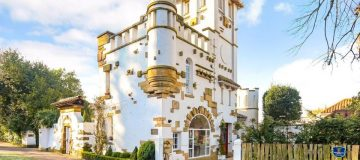 Live in a fairytale castle and get change from £1m