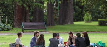 Enjoy restaurant-quality food on your picnic blanket with Supper London