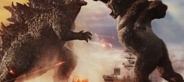 Godzilla Vs Kong – a spectacle that belongs on the big screen