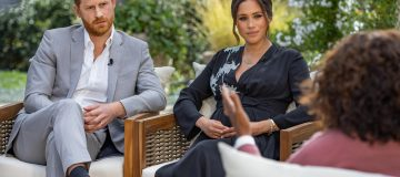 ITV wins 11.1m viewers for Oprah's Meghan and Harry interview