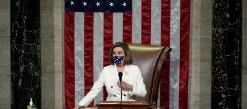 President Joe Biden's $1.9 trillion (£1.4 trillion) Covid-19 stimulus bill has tonight received final approval in the House of Representatives.