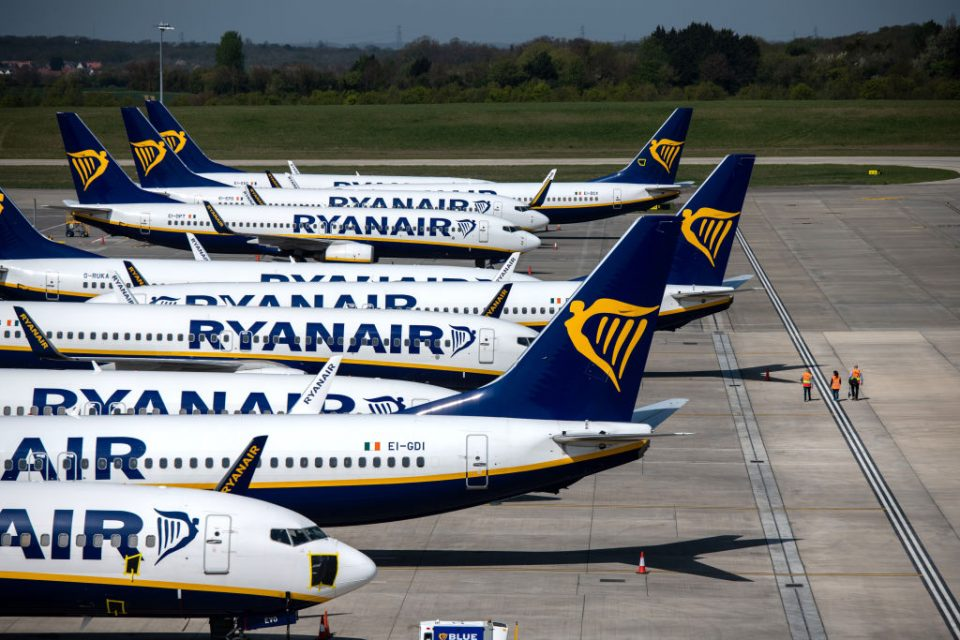 Ryanair chief executive Michael O'Leary said this morning that the budget carrier is adding a tool to its app to allow passengers to upload vaccine certificates
