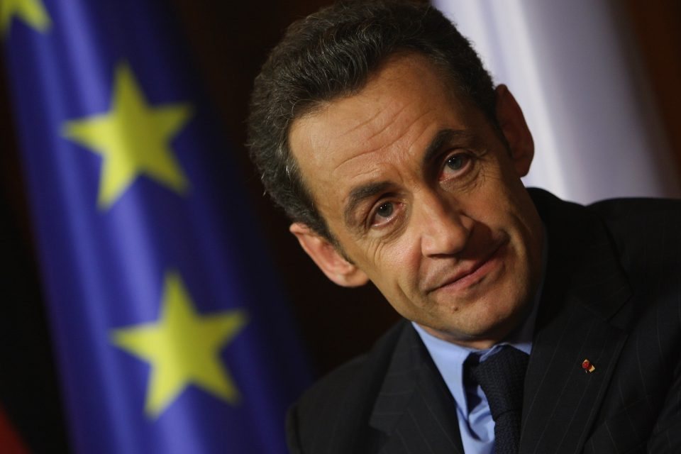 Merkel And Sarkozy Meet Over Differences
