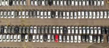 UK car production fell 14 per cent last month as the sector suffered its weakest February for over a decade.
