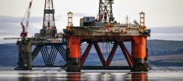 Under the North Sea deal, ministers will also be able to block new exploration licenses if they do not meet climate targets.