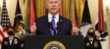 US House of Representatives will take up Biden's COVID-19 relief bill.