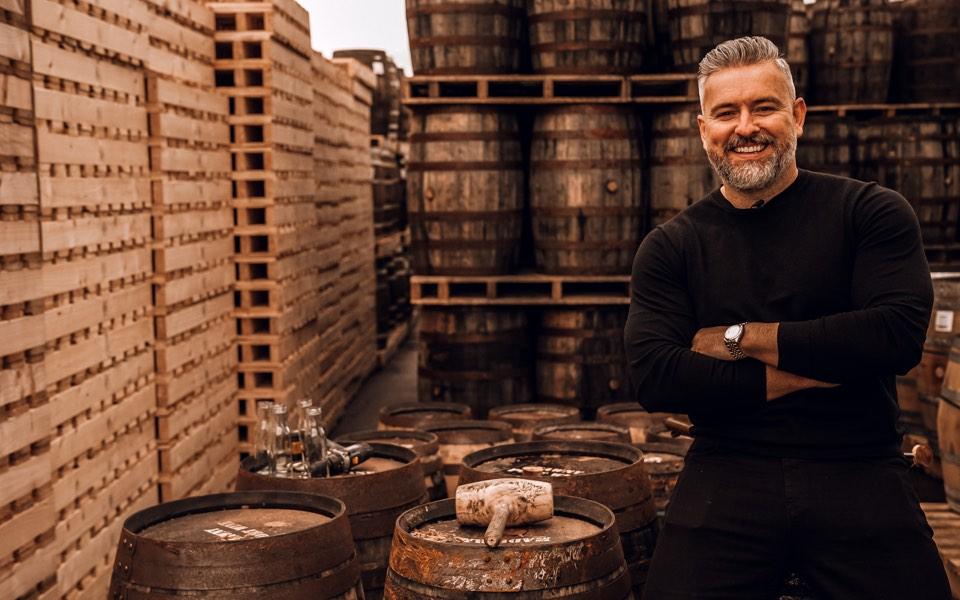 Jay Bradley, Whiskey & Wealth Club founder