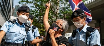 Activists Found Guilty On Charges Related to 2019 Protests