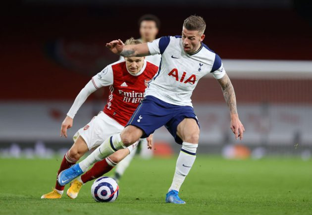 Arsenal and Tottenham Hotspur are also among the founder members of the proposed European Super League