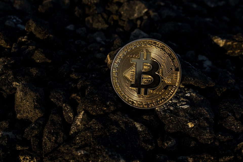 Bitcoin mining - image by WorldSpectrum from Pixabay