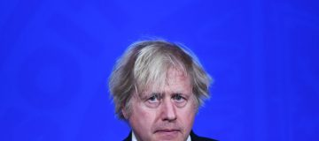 Boris Johnson Provides Update On Covid-19 Lockdown Easing