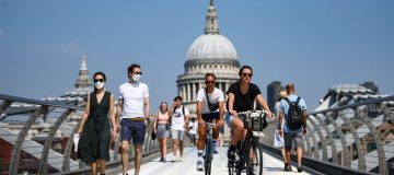 Brits Look To Beat The Heat As High Temps Continue