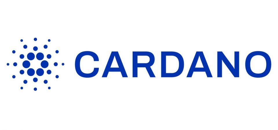 Cardano logo blue