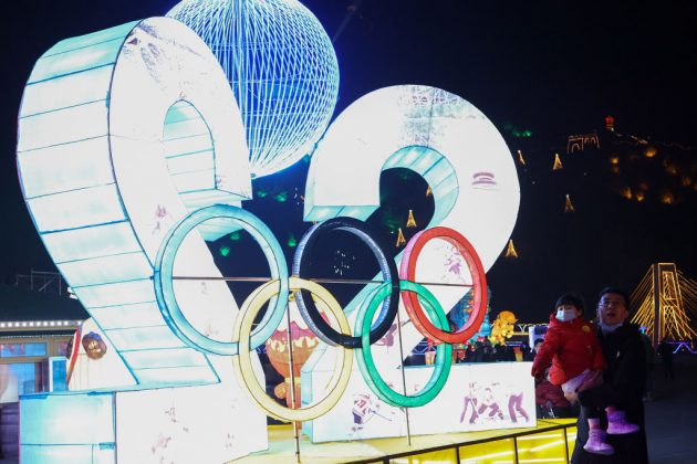 Beijing is due to host the Winter Olympics next year amid concerns over its human rights record