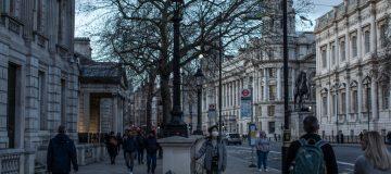City Of London Reacts To Coronavirus