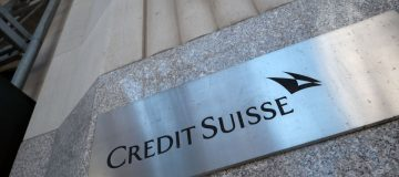 Credit Suisse Reports Major Losses After Crash Of Large Hedge Fund