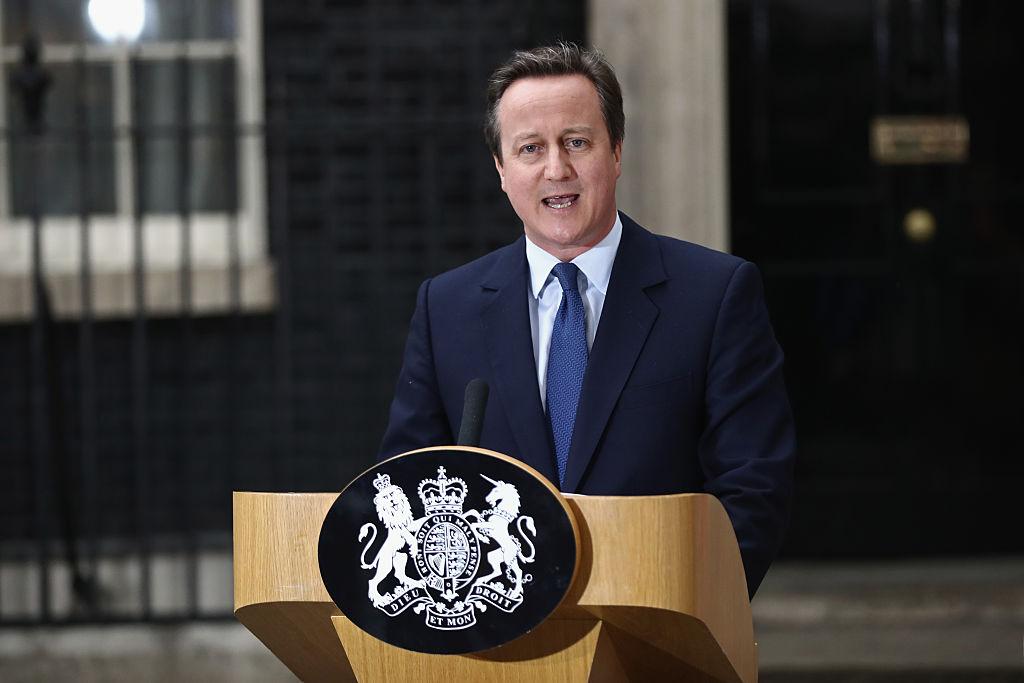 Greensill lobbying row: Rishi Sunak's texts to David Cameron published