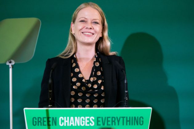 Delegates Attend The Green Party Conference