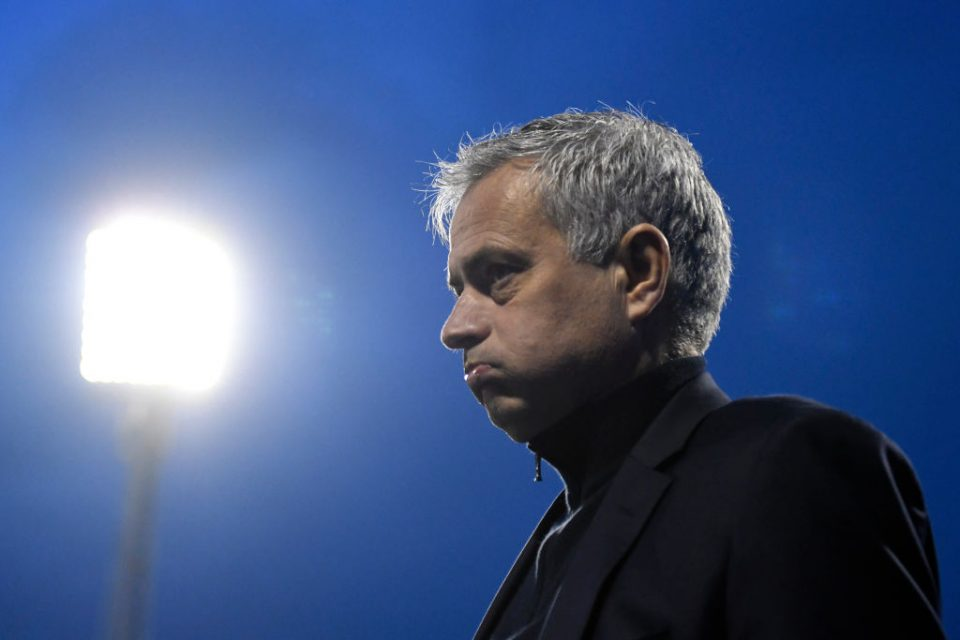 Jose Mourinho was dismissed by Tottenham just 17 months into a contract that ran until 2023