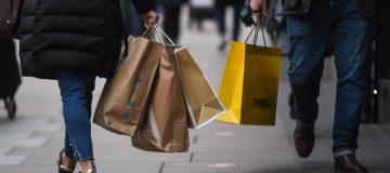 uk retail high street 12 april end of lockdown