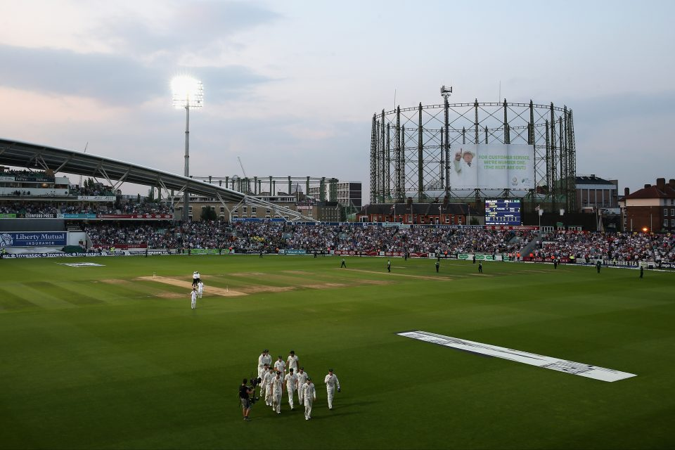 The Kia Oval, home to Surrey, could host IPL teams under the plans under discussion and pushed by Khan