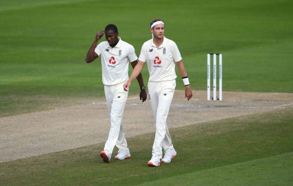 Stuart Broad has backed social media boycotts in response to abuse suffered by players including England team-mate Jofra Archer
