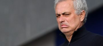 Jose Mourinho only took charge at Tottenham in November 2019, following the departure of Mauricio Pochettino