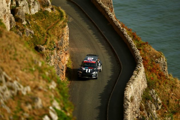 British racer Chris Ingram is returning to the World Rally Championship after finding a novel way to raise enough funding