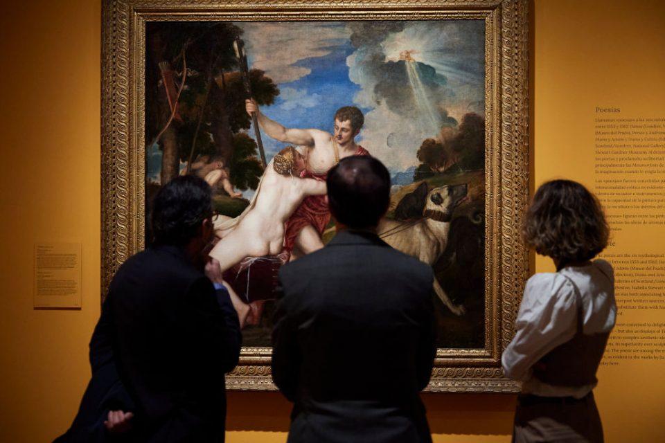 First Temporary Exhibition Of 2021 At El Prado Museum